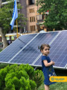 Yerevan is going to use solar energy