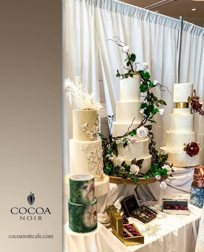 Top Wedding Cake Trends for 2020